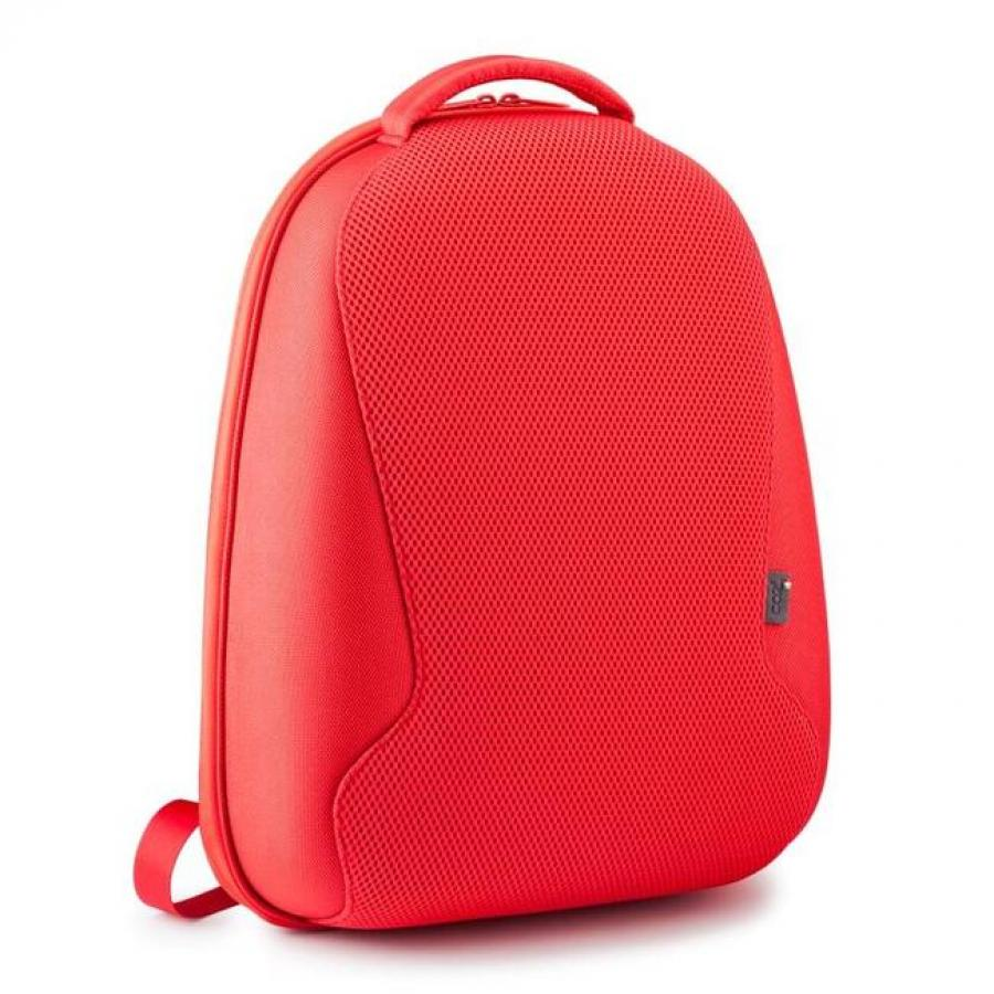 Рюкзак Cozistyle ARIA City Backpack Slim 15 Flame Red ozuko men backpacks usb charge computer backpack password lock 15 6inch laptop bags casual three dimensional anti theft backpack