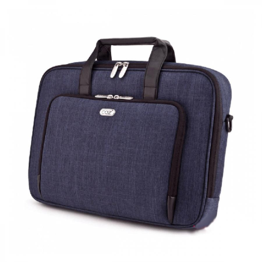 Сумка Cozi Urban Brief case (CPUBC1502) Blue сумки case logic сумка case logic basic для ноутбука 15 6