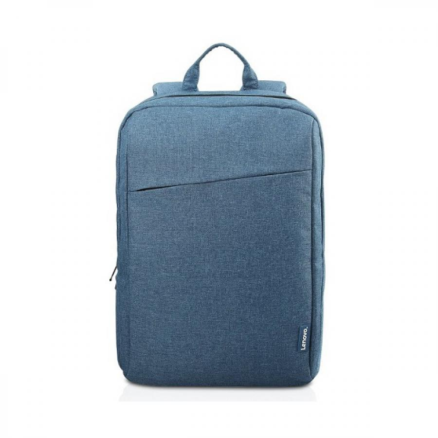 Рюкзак Lenovo Laptop Backpack B210 15 синий полиэстер (GX40Q17226) ozuko multi functional men backpack waterproof usb charge computer backpacks 15inch laptop bag creative student school bags 2018
