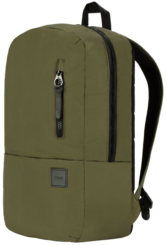Рюкзак Incase Compass Backpack w/Flight Nylon для ноутбуков 15полиэстер/нейлон цвет оливковый sendiwei s 351w waterproof multifunctional protective nylon backpack bag for 15 laptops khaki