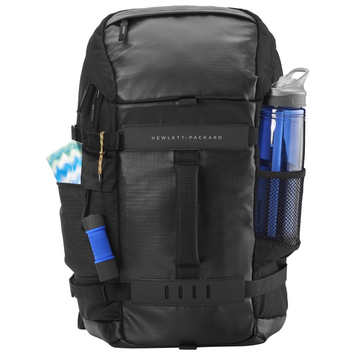Рюкзак HP 15.6 Black Odyssey Backpack рюкзак hp 15 6 black odyssey backpack l8j88aa
