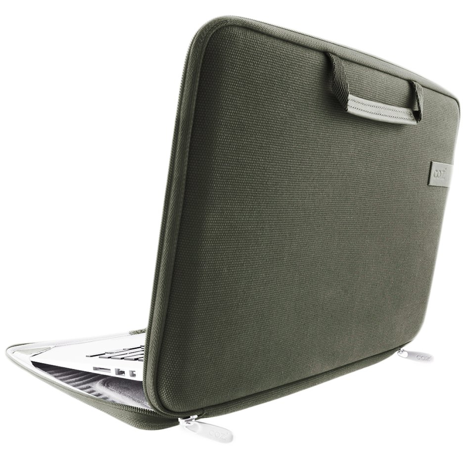 Чехол Cozistyle SmartSleeve for MacBook 15 Green (CCNR1505) ноутбук