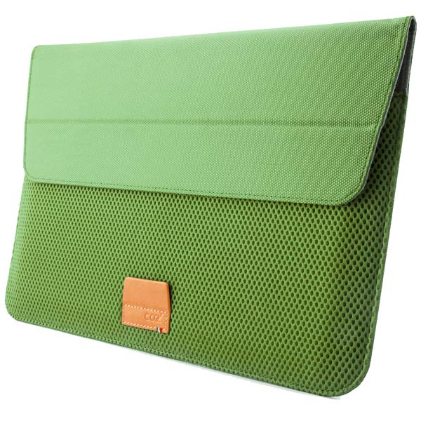 Чехол Cozistyle ARIA Stand Sleeve MacBook 11 Air/ 12 - Fern Green чехол для ноутбука macbook pro 15 cozistyle aria stand sleeve поликарбонат красный cass1511