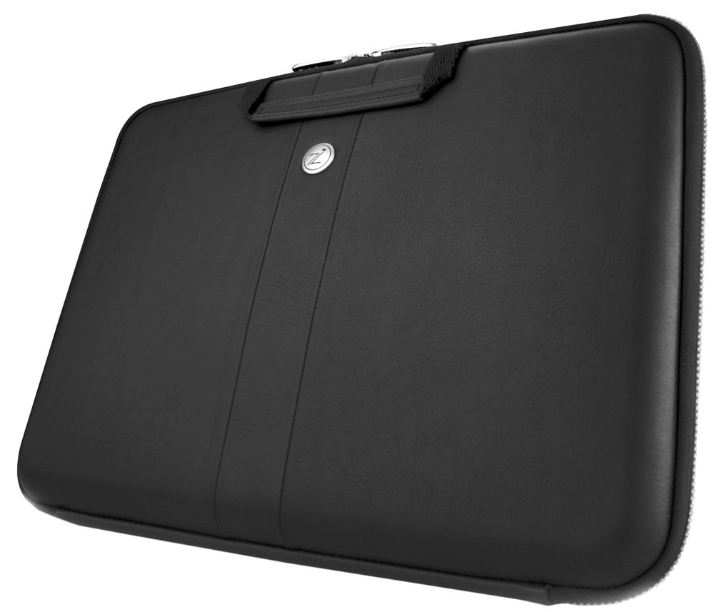 Чехол Cozistyle SmartSleeve Leather for Macbook 15 Black Leather (CLNR1509) ноутбук
