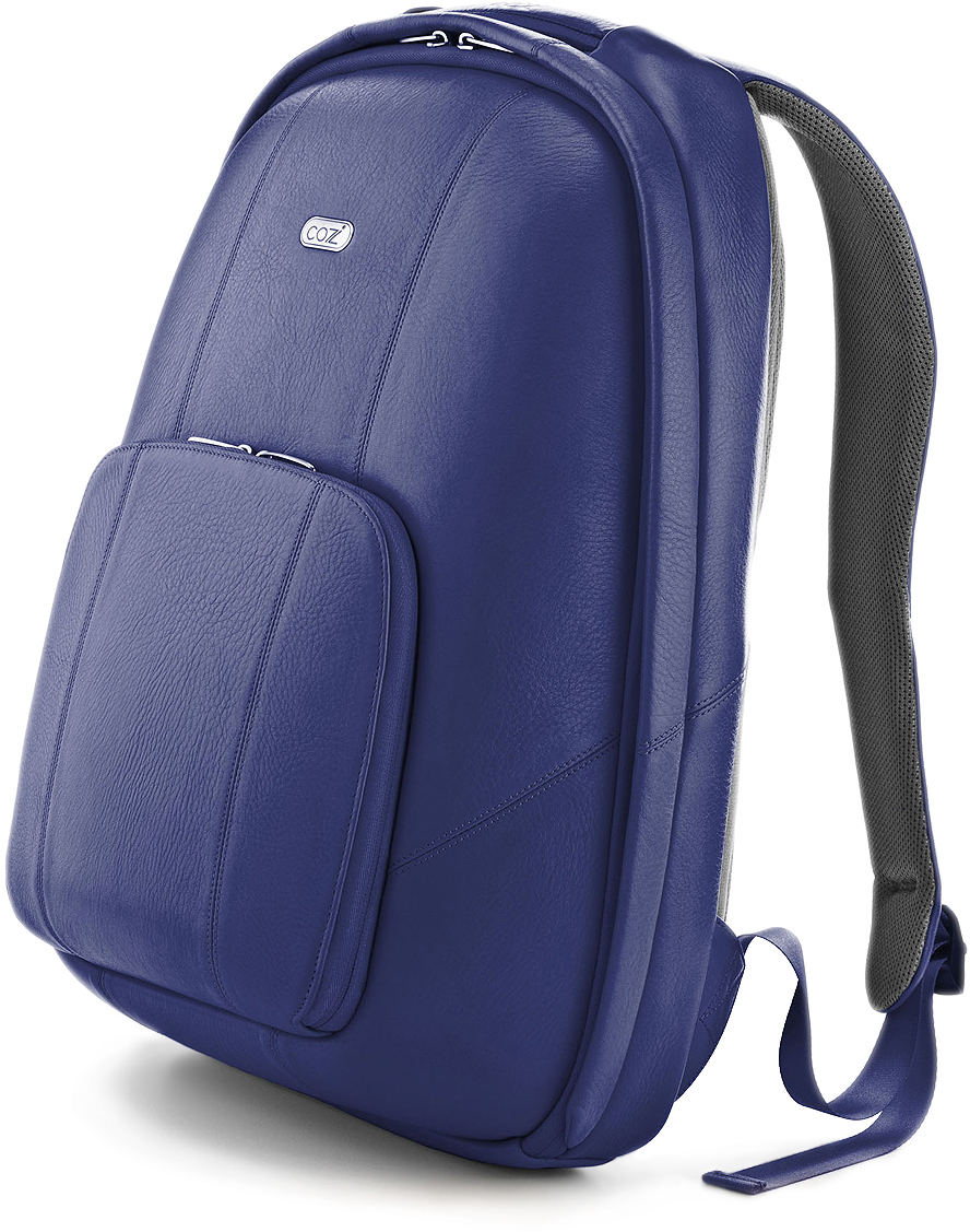 Рюкзак Cozistyle Urban Backpack Travel Leather Blue