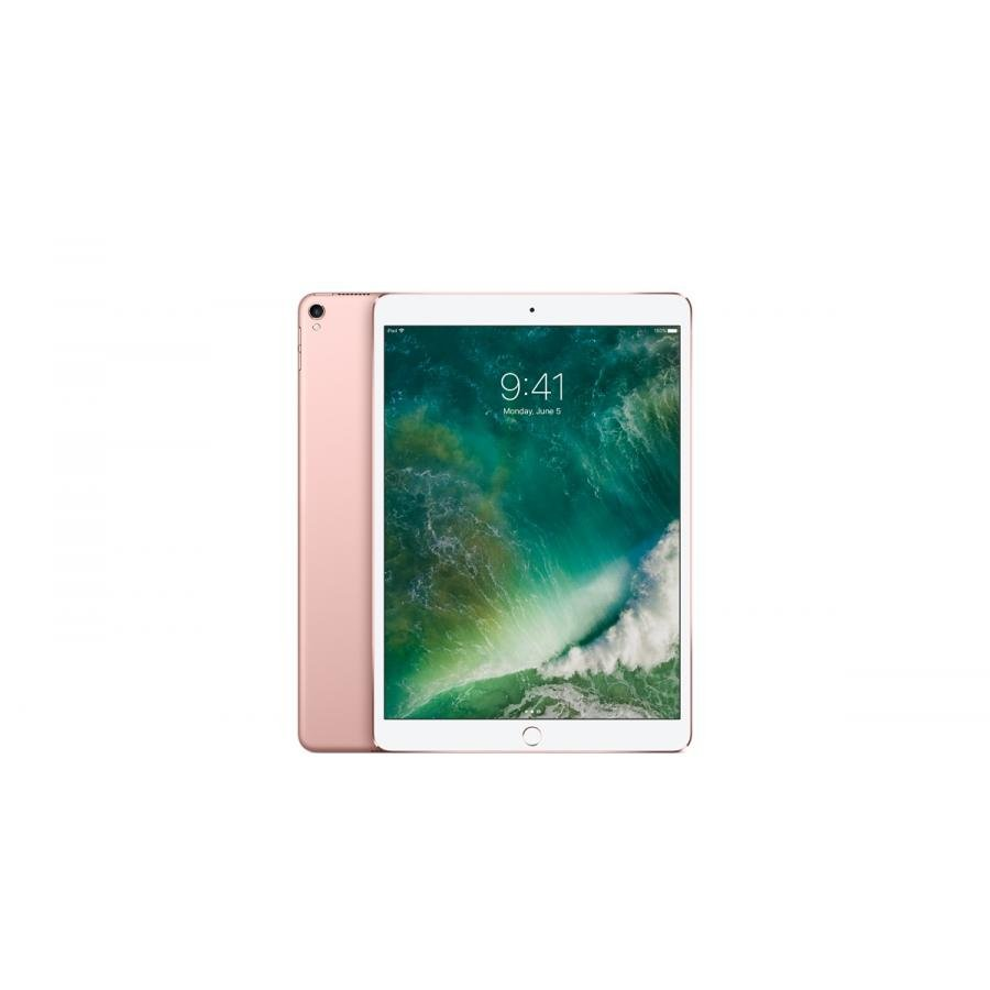Планшет Apple iPad Pro 10,5 Wi-Fi + Cellular 64GB Rose Gold (MQF22RU/A) fashion 360 rotating case for ipad pro 12 9 inch litchi leather stand back cover apple fundas