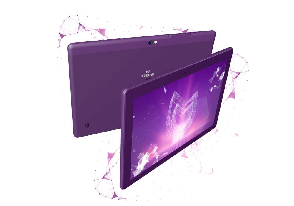 Планшет Irbis TZ198e 16Gb Purple компьютер