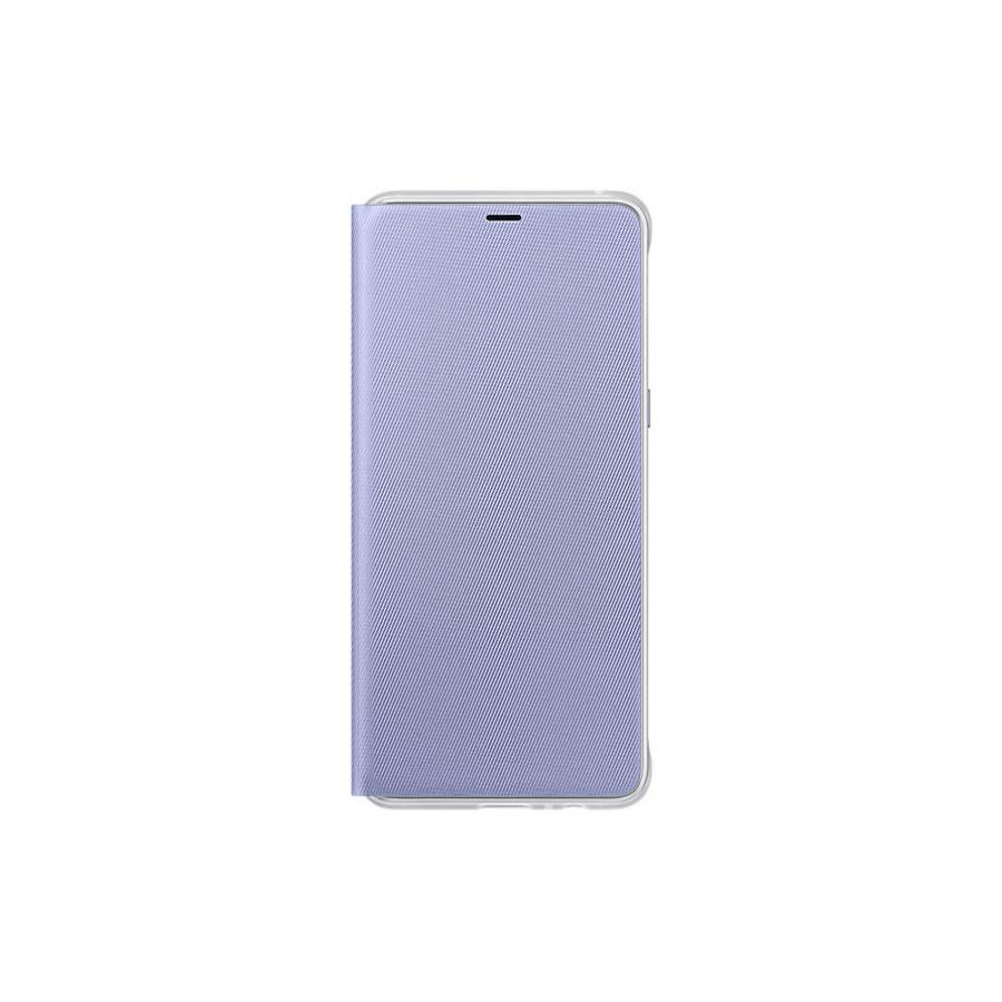 Чехол Samsung NeonCover для Galaxy A8+ 2018 (A730) EF-FA730PVEGRU Violet tab3 a8 tb3 850m magnet flip cover for lenovo tab2 tab 2 a8 50f a8 tablet case smart cover hand holder card slot
