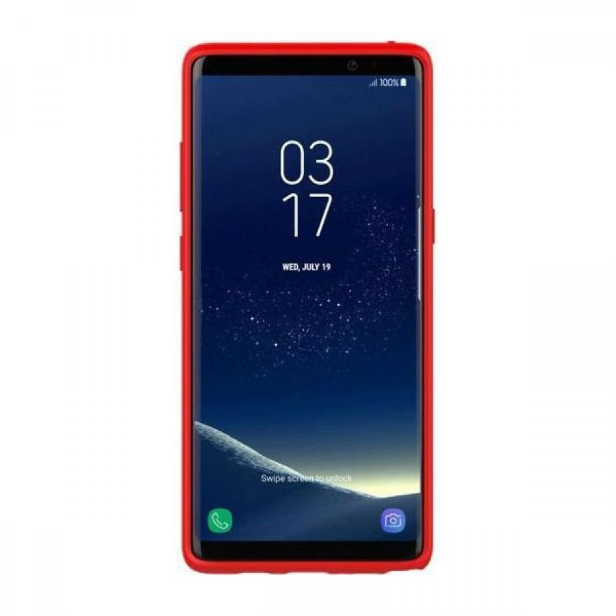 Чехол (клип-кейс) Samsung для Samsung Galaxy Note 8 araree Airfit красный (GP-N950KDCPAAG) чехол samsung araree airfit для samsung galaxy note 8 1003108 black