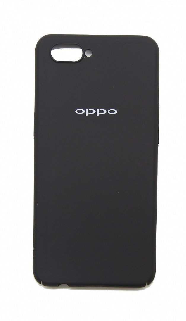 Накладка Oppo Easy Cover for Oppo A3s Black смартфон oppo a3s 16 гб красный a3s red