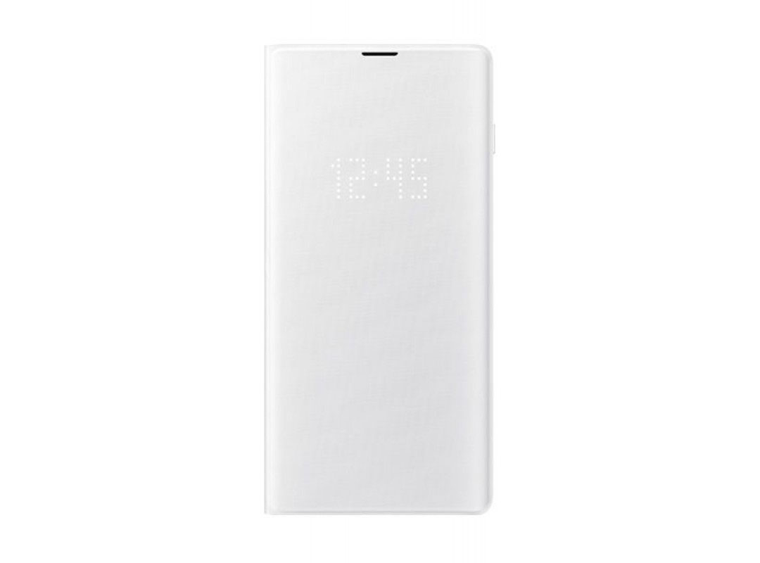 Купить Чехол Samsung LED View Cover для Galaxy S10+ (G975) EF-NG975PWEGRU White