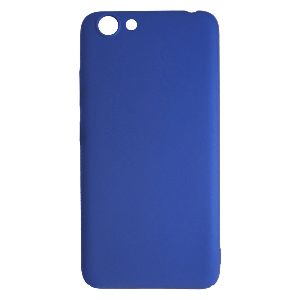 Чехол Vivo 1606 Y53 Case PC blue смартфон