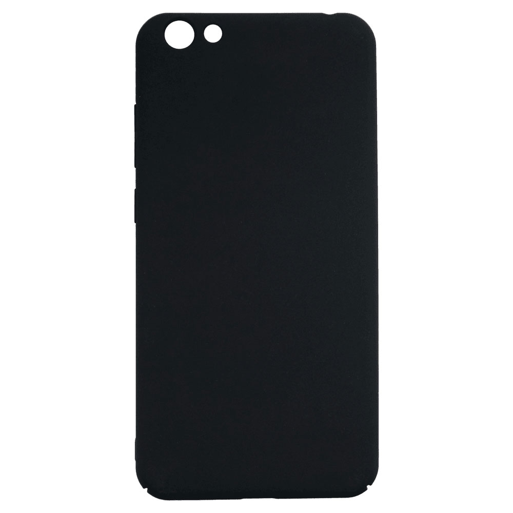 Чехол Vivo 1719 Y65 Case PC black чехол vivo 1719 y65 case tpu black