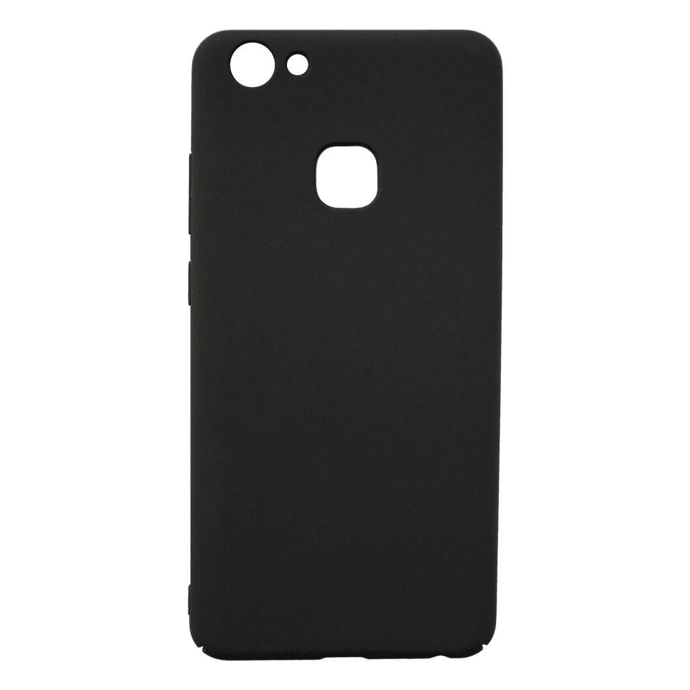 Чехол Vivo 1718 V7 Case PC black чехол vivo 1719 y65 case tpu black