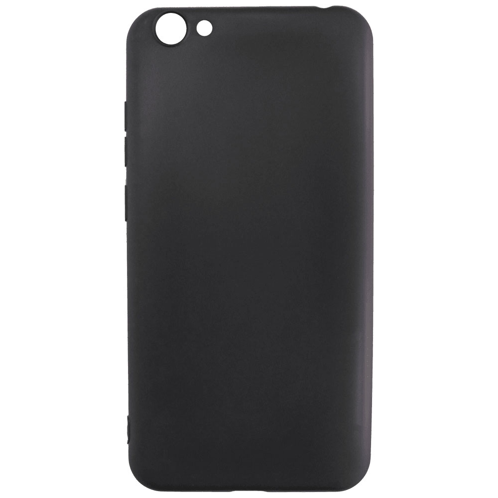 Чехол Vivo 1719 Y65 Case TPU black смартфон