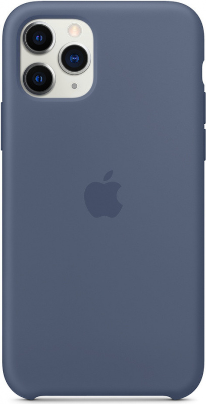 цена Чехол (клип-кейс) Apple для Apple iPhone 11 Pro Silicone Case синий (MWYR2ZM/A) онлайн в 2017 году
