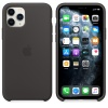 Чехол Apple iPhone 11 Pro Silicone Case - Black