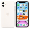Чехол Apple iPhone 11 Silicone Case - White
