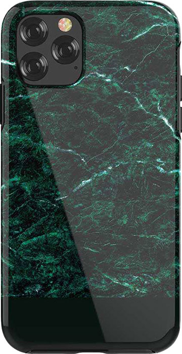 Накладка Devia Marble Series Case для iPhone 11 Pro - Green
