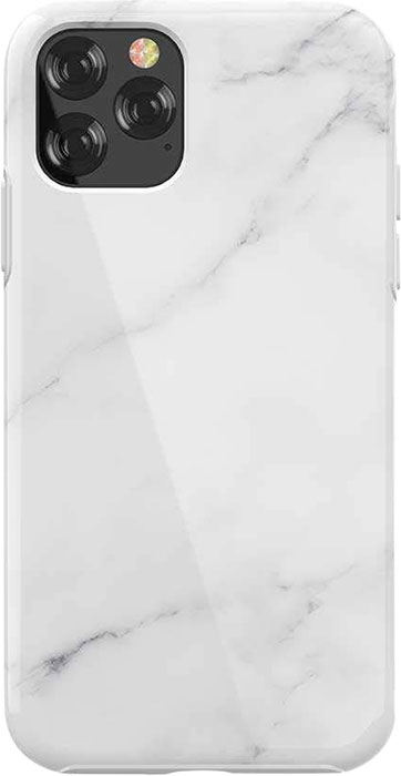 Накладка Devia Marble Series Case для iPhone 11 Pro Max - White