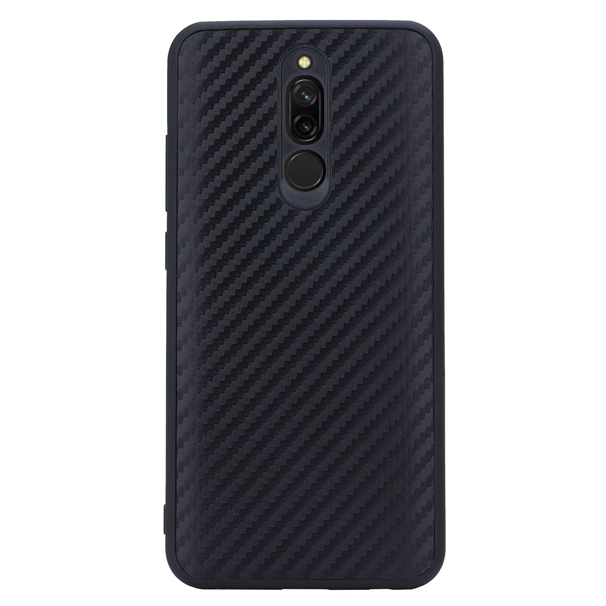 Чехол G-Case для Xiaomi Redmi 8 Carbon Black GG-1176