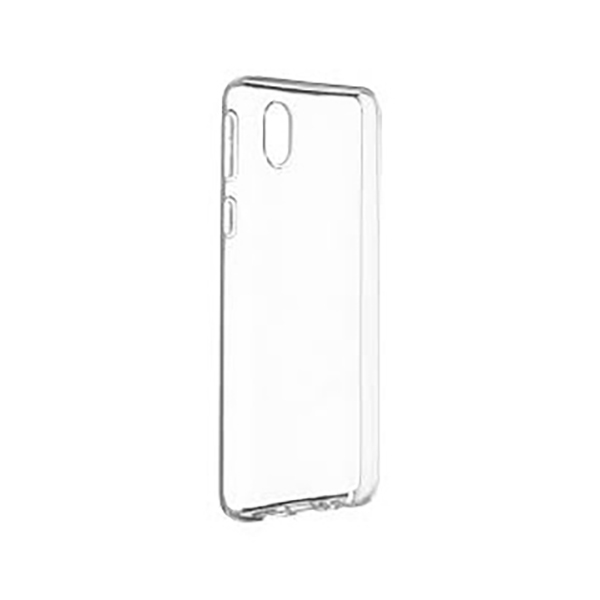 Чехол Brosco для Samsung Galaxy A01 Core Silicone Transparent SS-A01C-TPU-TRANSPARENT чехол onext для samsung galaxy a01 transparent