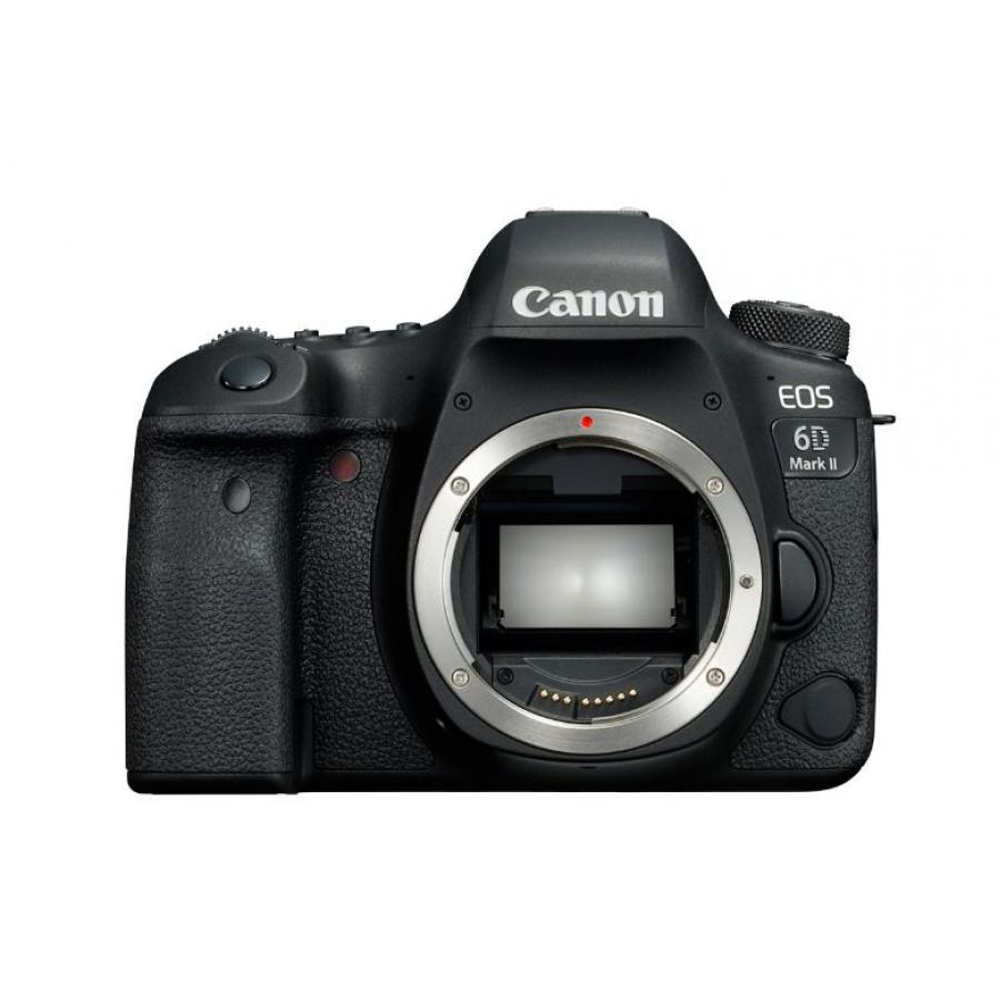 Фотоаппарат зеркальный Canon EOS 6D Mark II Body фотоаппарат canon eos 6d mark ii body