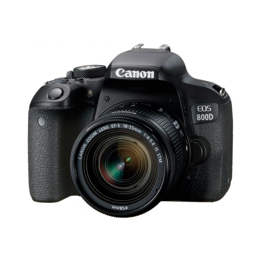 Фотоаппарат зеркальный Canon EOS 800D kit 18-55 IS STM