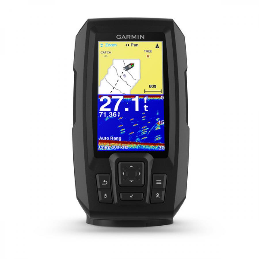 Эхолот Garmin Striker Plus 4 garmin эхолот striker 5dv