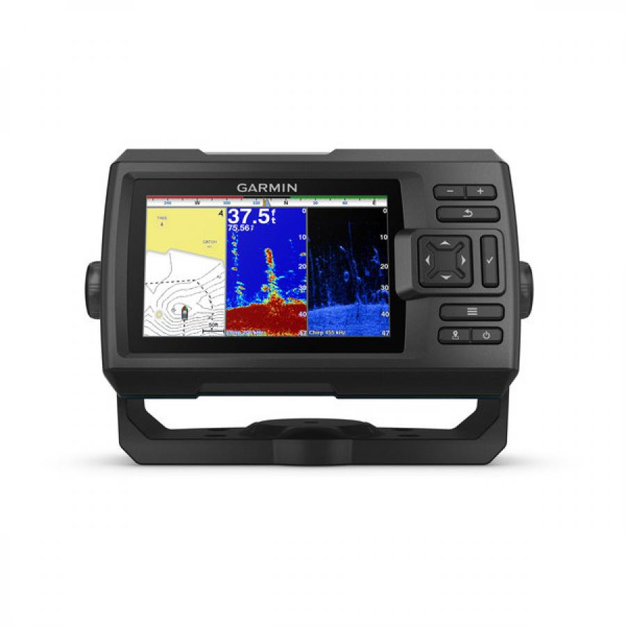 Эхолот Garmin Striker Plus 5cv GT20 эхолот garmin echomap 42dv chirp с датчиком