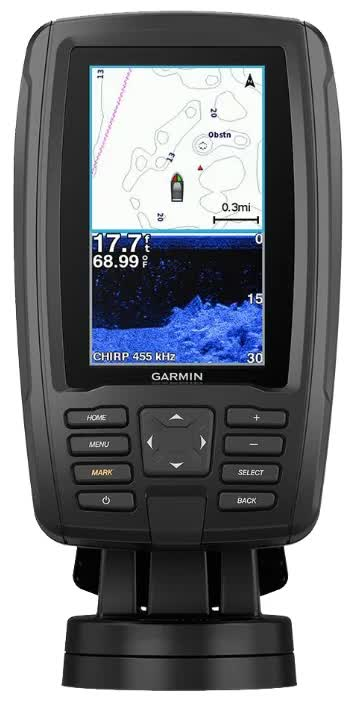 Эхолот Garmin EchoMap Plus 42cv GT20 (010-01884-01) эхолот garmin echomap 42dv chirp с датчиком
