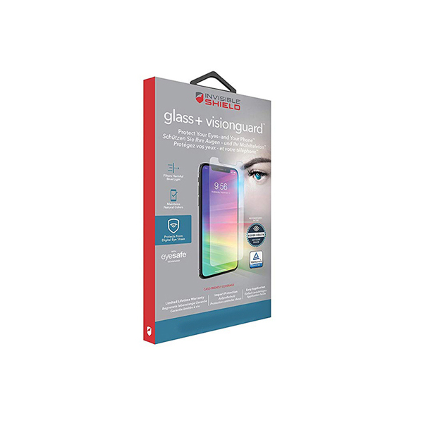 Защитное стекло InvisibleShield Glass+ Visionguard для iPhone XR playstation 3 invisibleshield