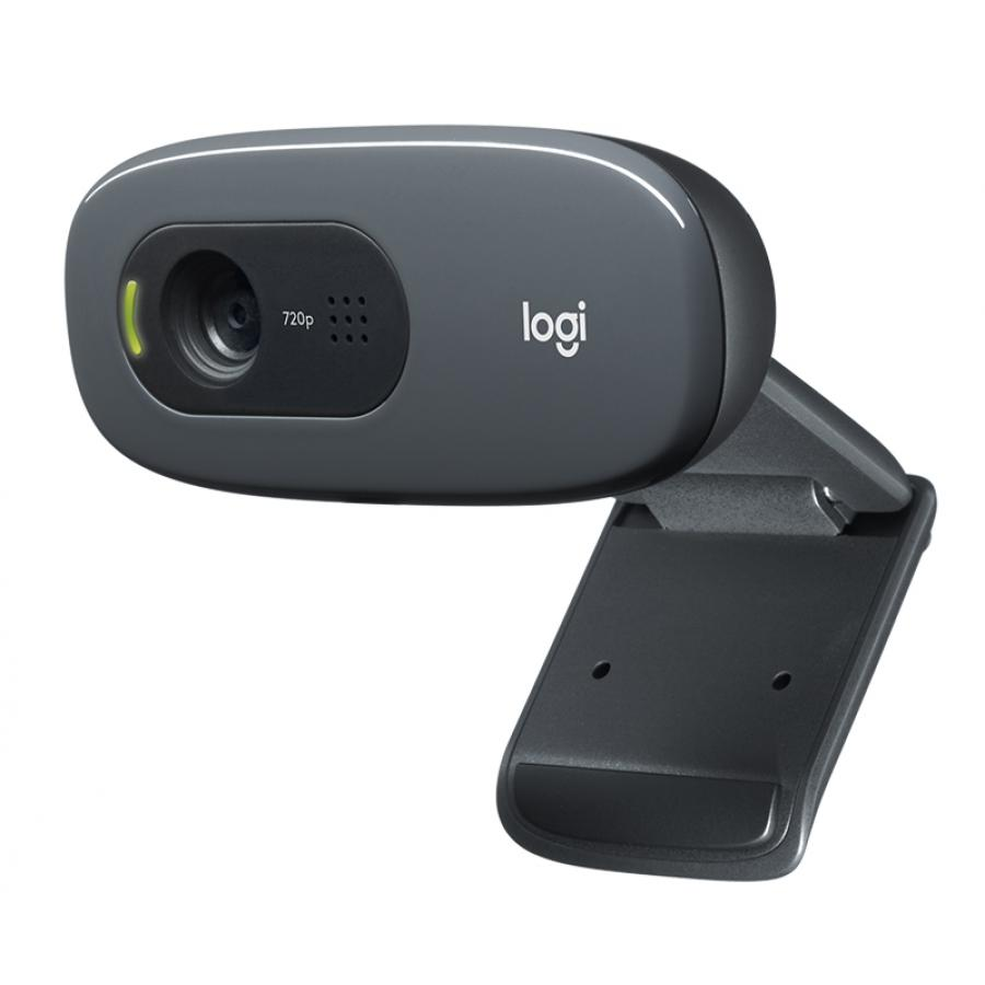 Фото - Веб-камера Logitech C270 (960-001063) черный веб камера web microsoft lifecam studio usb for business 5wh 00002 черный