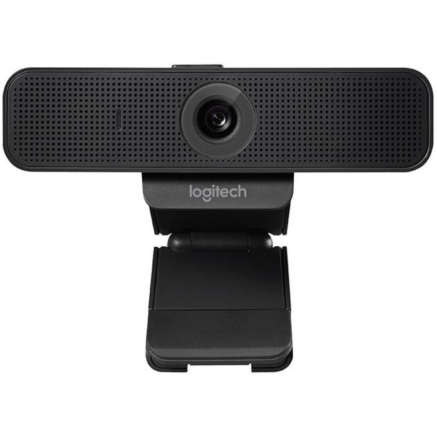 Фото - Веб-камера Logitech HD Pro C925e черный 2Mpix USB2.0 с микрофоном веб камера web microsoft lifecam studio usb for business 5wh 00002 черный