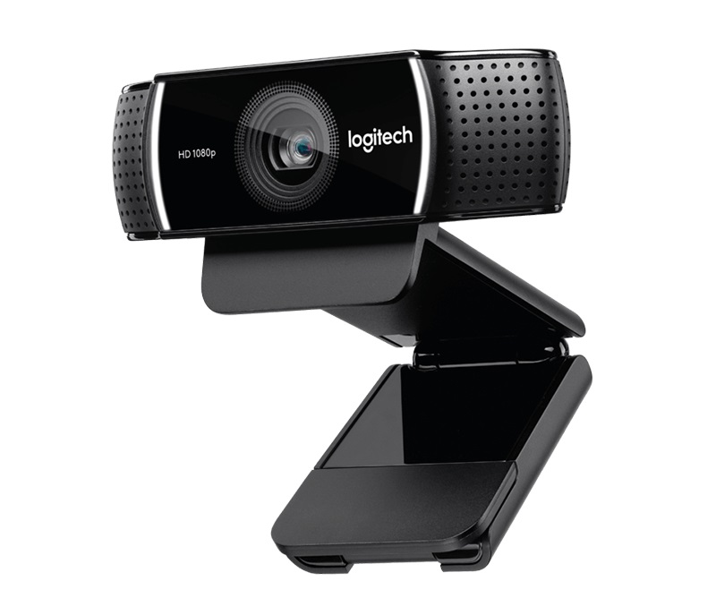 Фото - Веб-камера Logitech C922 Pro Stream черный веб камера web microsoft lifecam studio usb for business 5wh 00002 черный