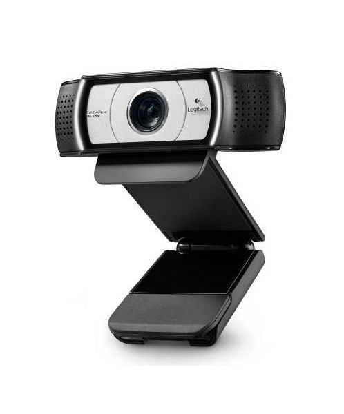 Веб-камера Logitech HD Webcam C930e черный веб камера defender g lens 2577 63177 hd 720 p 2 мп