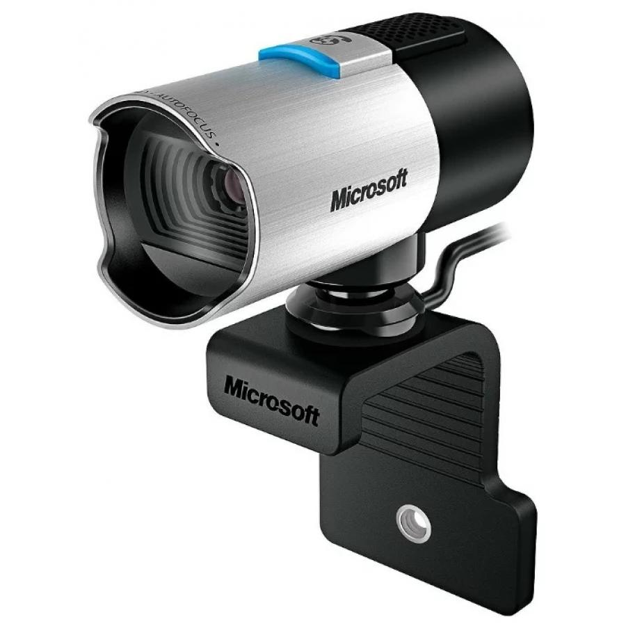 Веб-камера Web Microsoft LifeCam Studio USB For business (5WH-00002) камера web microsoft lifeсam studio for business usb2 0 с микрофоном 5wh 00002 черный