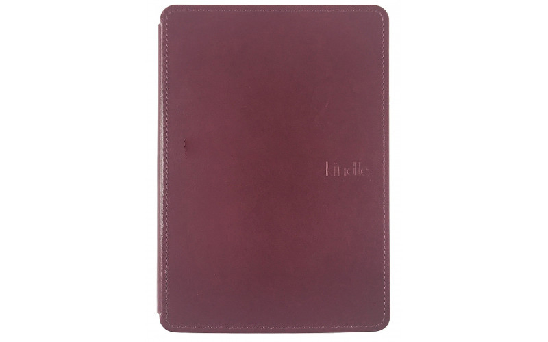 Чехол Amazon Kindle Touch Leather Cover Wine Purple чехол amazon kindle leather cover oliver green