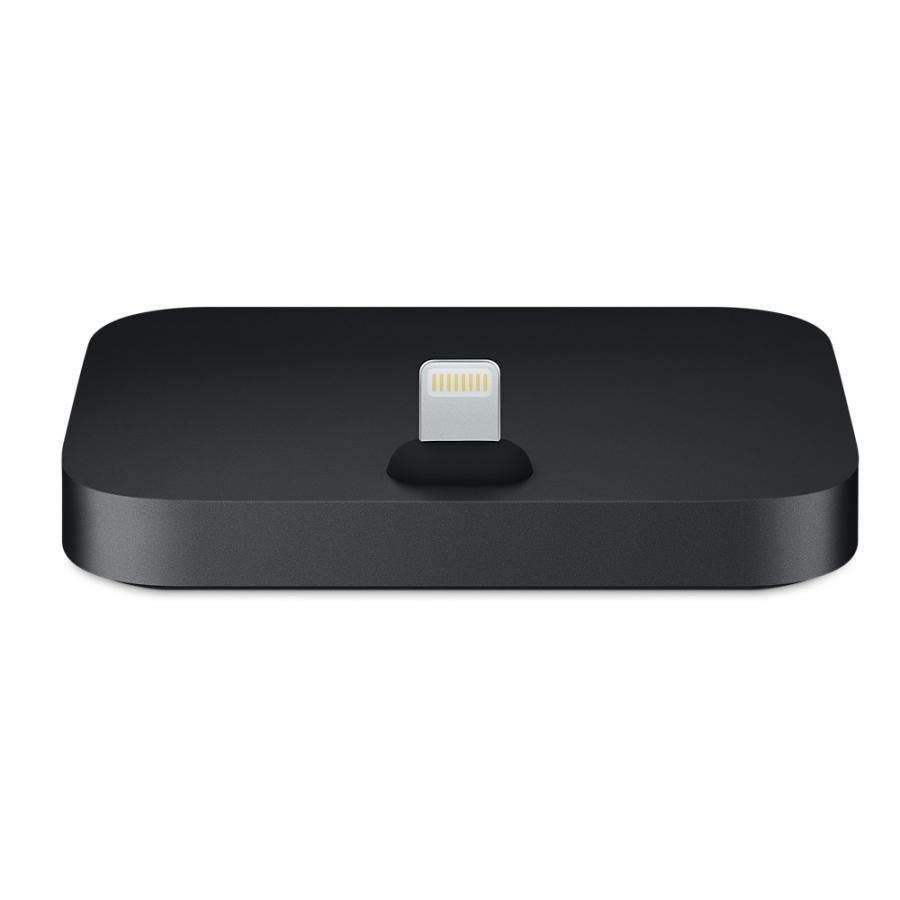 Док-станция Apple iPhone Lightning Dock MNN62ZM/A Black цена