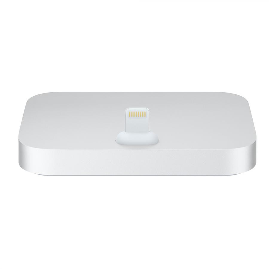 Док-станция Apple iPhone Lightning Dock Silver ML8J2ZM/A цена
