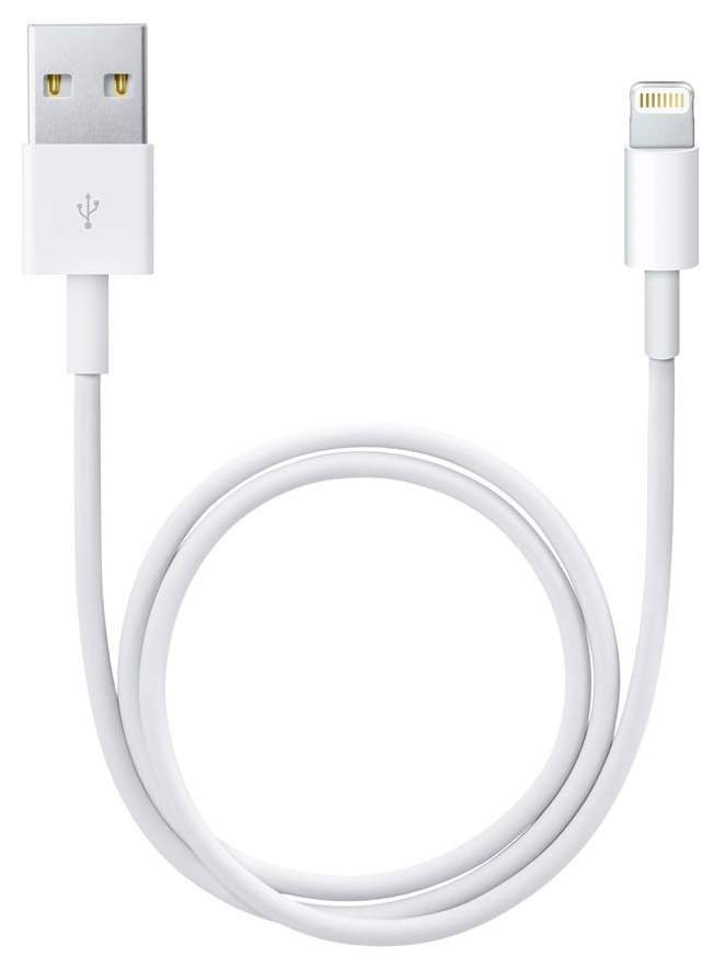 Фото - Кабель Apple USB - Lightning 0.5м (ME291ZM/A) кабель