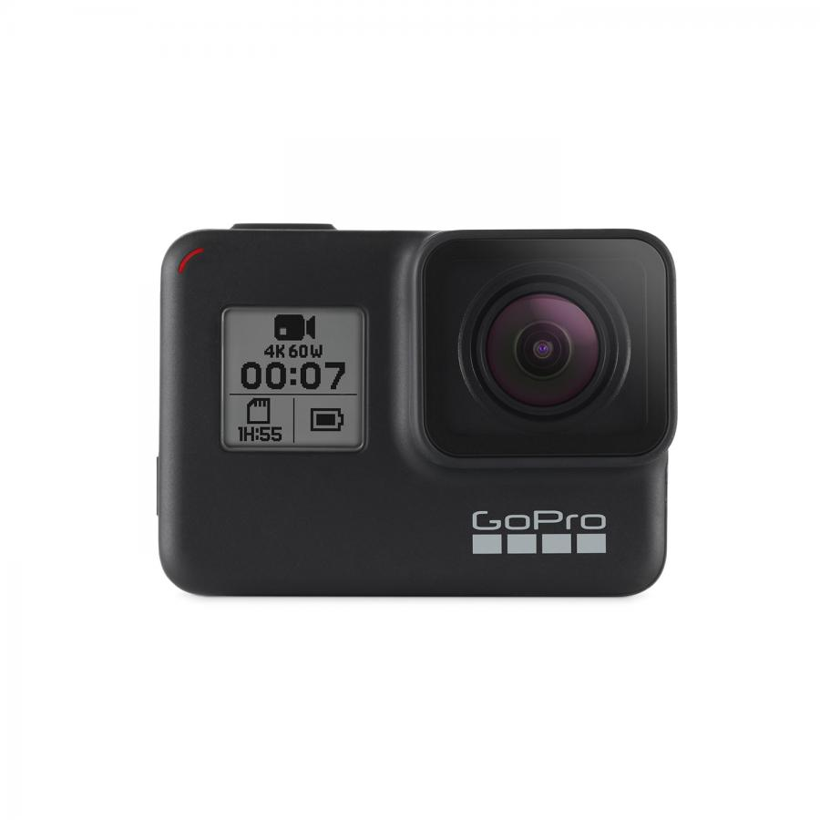 Экшн-камера GoPro HERO7 (CHDHX-701) Black Edition экшн камера gopro hero6 black edition