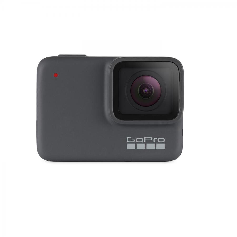 Экшн камера GoPro HERO7 (CHDHC-601) Silver Edition экшн камера gopro hero6 black edition