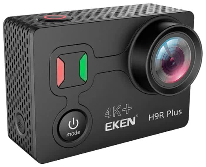 Фото - Экшн камера EKEN H9R Plus Ultra HD Black экшн камера eken h9r black