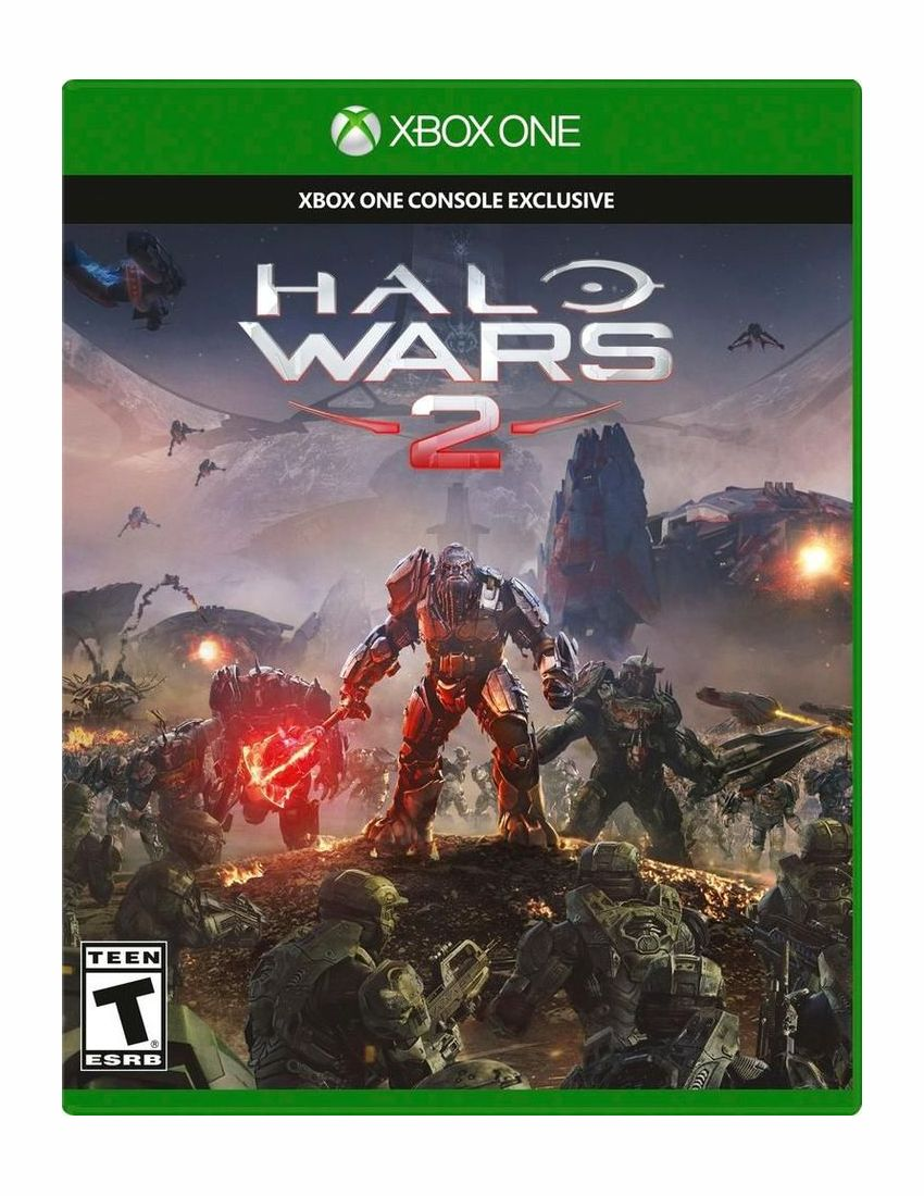 Игра Halo Wars 2 (Xbox One) dhl free shipping in stock new arrival english version ds 2cd2142fwd iws 4mp wdr fixed dome with wifi network camera