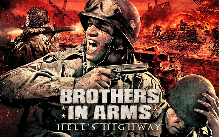 Игра для ПК Brothers in Arms: Hells Highway [UB_3540] (электронный ключ)
