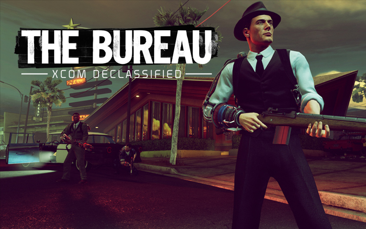 Игра для ПК The Bureau: XCOM Declassified