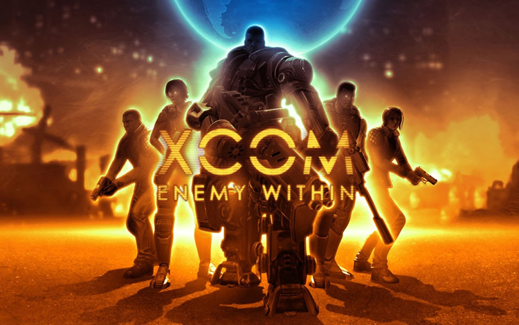 Игра для ПК XCOM: Enemy Within [2K_1613] (электронный ключ) across enemy seas