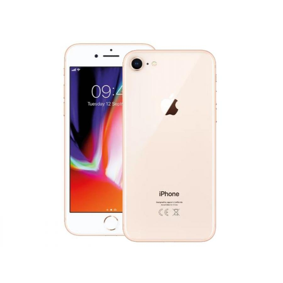 Смартфон Apple iPhone 8 256Gb Gold (MQ7E2RU/A) смартфон apple iphone 8 256gb silver mq7d2ru a apple a11 2 gb 256 gb 4 7 1334x750 12mpix 3g 4g bt ios 11