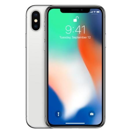 Смартфон Apple iPhone X 64Gb (EU) Silver